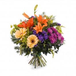 Mixed Summer Bouquet, Mixed Summer Bouquet