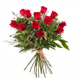 12 Long-stemmed Red Roses, 12 Long-stemmed Red Roses