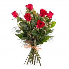 6 Long-stemmed Red Roses, 6 Long-stemmed Red Roses