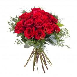 15 Short-stemmed Red Roses, 15 Short-stemmed Red Roses