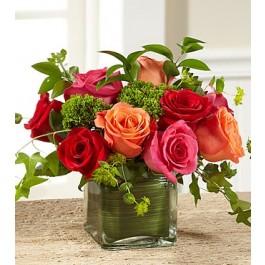 E2-5240 The FTD® Lush Life™ Rose Bouquet, E2-5240 The FTD® Lush Life™ Rose Bouquet