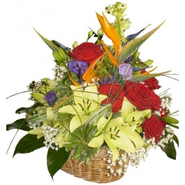 Arreglo de flores cortadas, RS#RS1003 Arreglo de flores cortadas