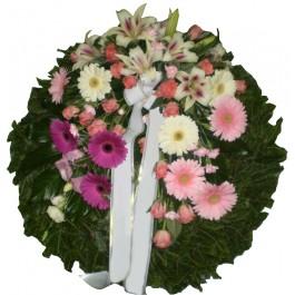 Corona fúnebre, RS#RS1006 Corona fúnebre