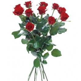 Bouquet with 12 red roses, SE#1201066 Bouquet with 12 red roses