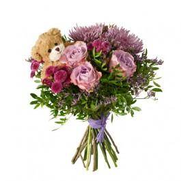 Babybirth bouquet, Babybirth bouquet