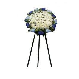 Corona fúnebre, SG#2607 Corona fúnebre