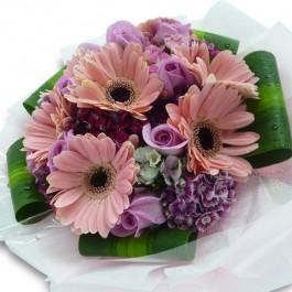 Mixed Cut Flowers Pink, Mixed Cut Flowers Pink
