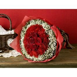 Mixed Cut Flowers Roses, Mixed Cut Flowers Roses