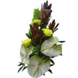 Ramo de flores de temporada, SI#3908 Ramo de flores de temporada