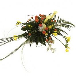 Corte el ramo de las flores (sin el florero), SK#3507 Corte el ramo de las flores (sin el florero)