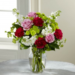 The FTD® Blooming Embrace™ Bouquet, The FTD® Blooming Embrace™ Bouquet