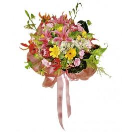 Ramo de flores variadas, TH#4109 Ramo de flores variadas