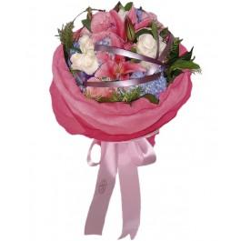 Ramo de flores variadas, TH#4110 Ramo de flores variadas