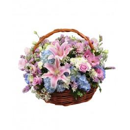 กระเช้าดอกไม้, กระเช้าดอกไม้