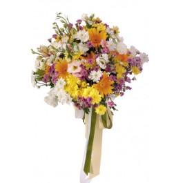 Ramo de flores de temporada, TR#4204 Ramo de flores de temporada