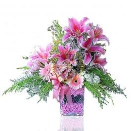 Arrangement of Cut Flowers, TR#4218 Arrangement of Cut Flowers
