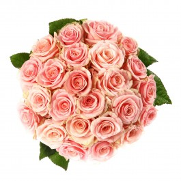 Ramo de Rosas rosas (sin jarrón), UA#5103 Ramo de Rosas rosas (sin jarrón)