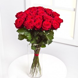 7 rosas de tallo large, UA#7RL 7 rosas de tallo large