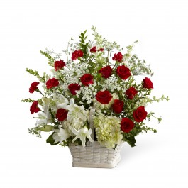 S17-4474 - The FTD® In Loving Memory™ Arrangement, S17-4474 - The FTD® In Loving Memory™ Arrangement