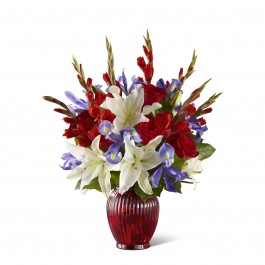 S43-5028 - The FTD® Loyal Heart™ Bouquet, S43-5028 - The FTD® Loyal Heart™ Bouquet