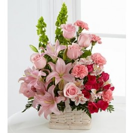 S22-4485 The FTD® Beautiful Spirit™ Arrangement, S22-4485 The FTD® Beautiful Spirit™ Arrangement