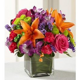 D2-5189 The FTD® Birthday Cheer™ Bouquet, D2-5189 The FTD® Birthday Cheer™ Bouquet