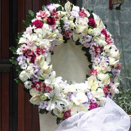 Funeral Wreath, Funeral Wreath