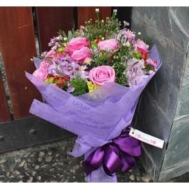 Mixed Seasonal Flowers, Mixed Seasonal Flowers