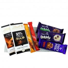 Chocolate Heaven, Chocolate Heaven