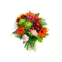 Ramo de flor abigarrado, AR#MCF Ramo de flor abigarrado