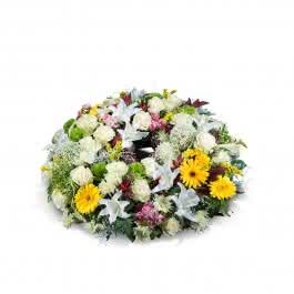 Flores De Condolencias Interflora