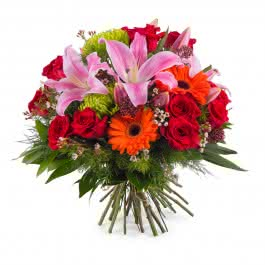 Tramontana, Ramo de flor variada
