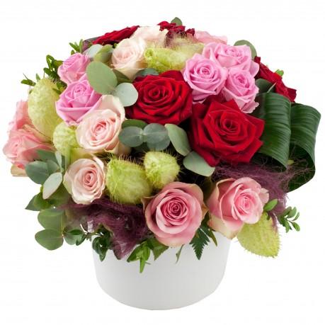 Romantic Roses, BE#2610 Romantic Roses
