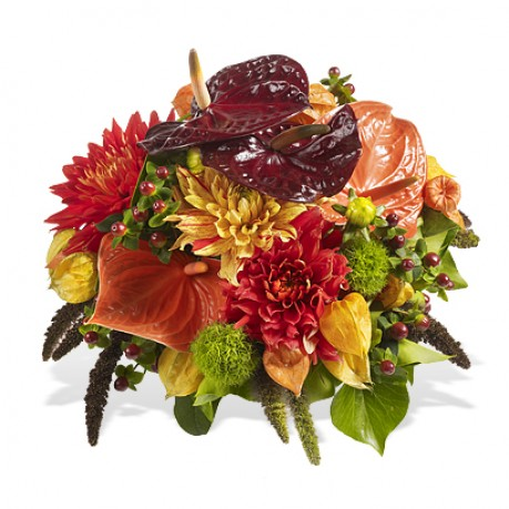 Bouquet of Seasonal Cut Flowers, DE#BSCF.Bouquet of Seasonal Cut Flowers