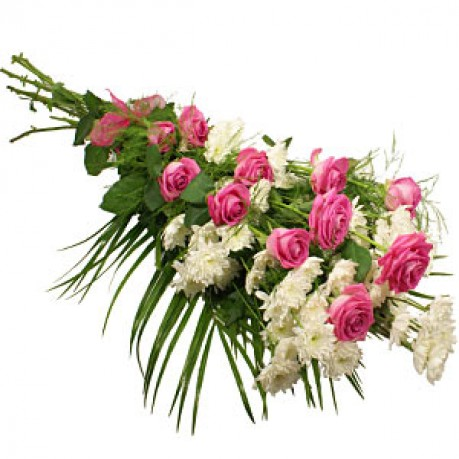 Ramo funerario, HU#FLB Ramo funerario