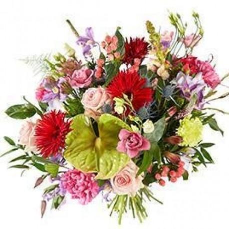 Bouquet Good vibe; excl. vase, Bouquet Good vibe; excl. vase