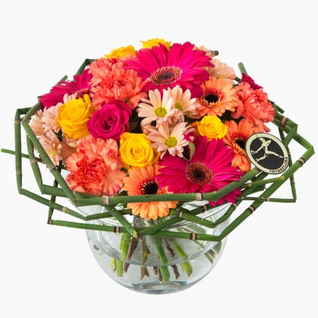 Bouquet - colourful, Bouquet - colourful