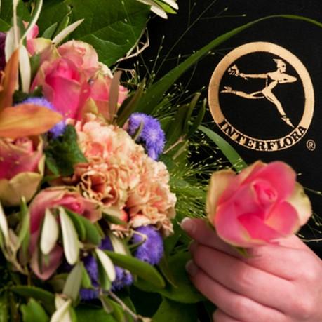 Bouquet of Seasonal Cut Flowers, Bouquet of Seasonal Cut Flowers