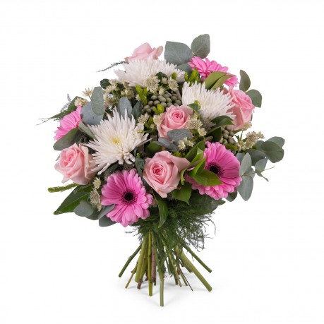 Bouquet of Anastasias and Roses, Bouquet of Anastasias and Roses