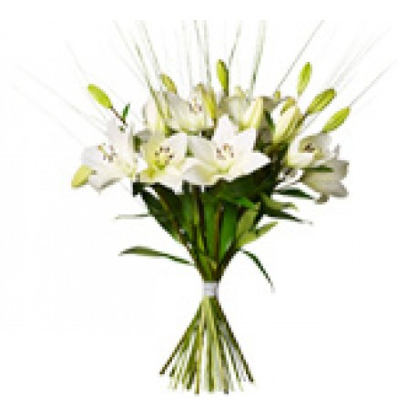 Bouquet Dashing Lilies, SE#1201181 Bouquet Dashing Lilies
