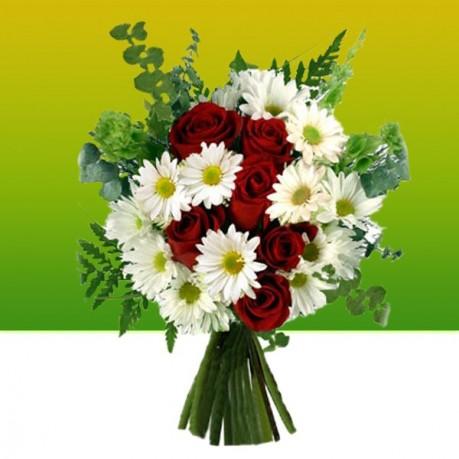 Bouquet of Cut Flowers, TR#4232 Bouquet of Cut Flowers