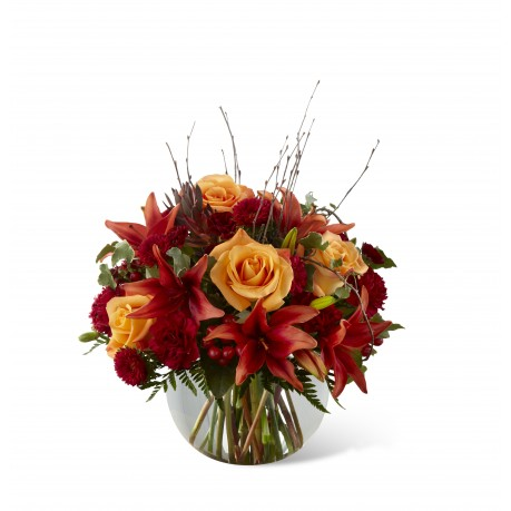 The FTD Autumn Beauty Bouquet, US#B2-4922 The FTD Autumn Beauty Bouquet