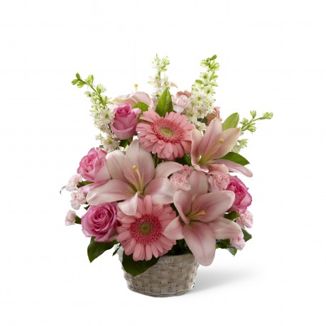 S17-4989 - The FTD® Whispering Love™ Arrangement, S17-4989 - The FTD® Whispering Love™ Arrangement
