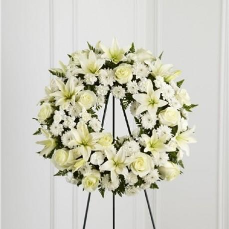 Treasured Tribute Wreath, US#S3-4442 Treasured Tribute Wreath