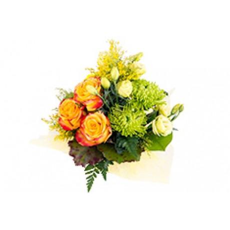 Centro de flor Cortada, PT#ACF Centro de flor Cortada