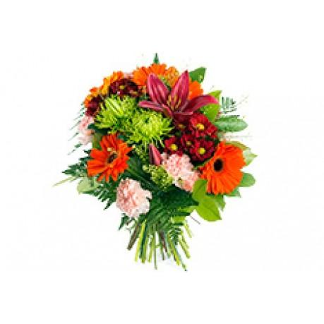 Ramo de flor abigarrado, PT#MCF Ramo de flor abigarrado