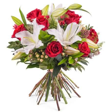 Regala Flores Y Rosas En San Valentin Interflora