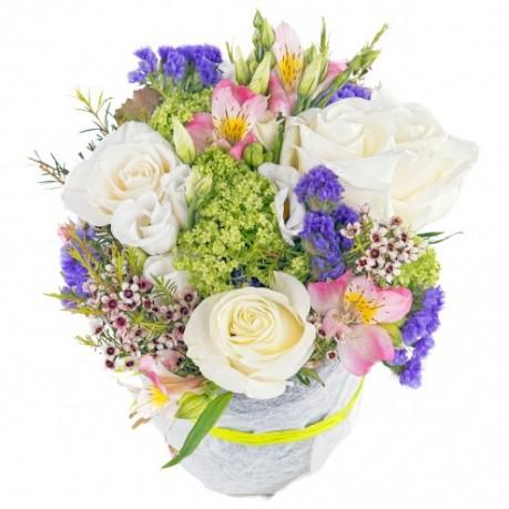 Centro de flor Cortada, GB#ACF.Centro de flor Cortada