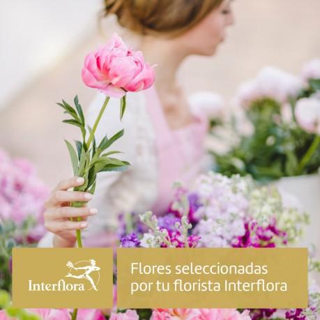 Ramo del Florista, Ramo de flores de temporada seleccionadas por tu floristas Interflora