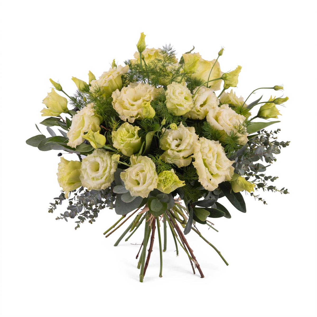 Ramo de Lisianthus - Env?o de Flores a Domicilio